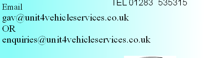 Email: gav@unit4vehicleservices.co.uk